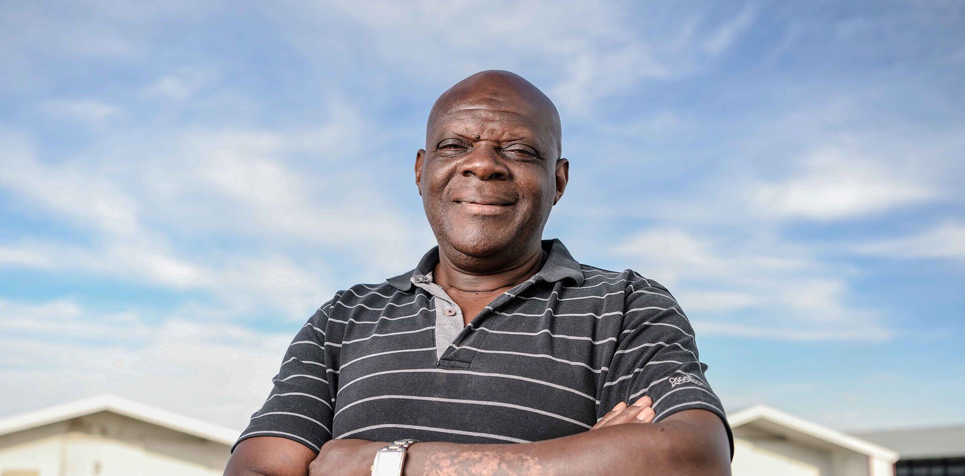Know Our Food - Norman Rametse: Chicken Farm Owner