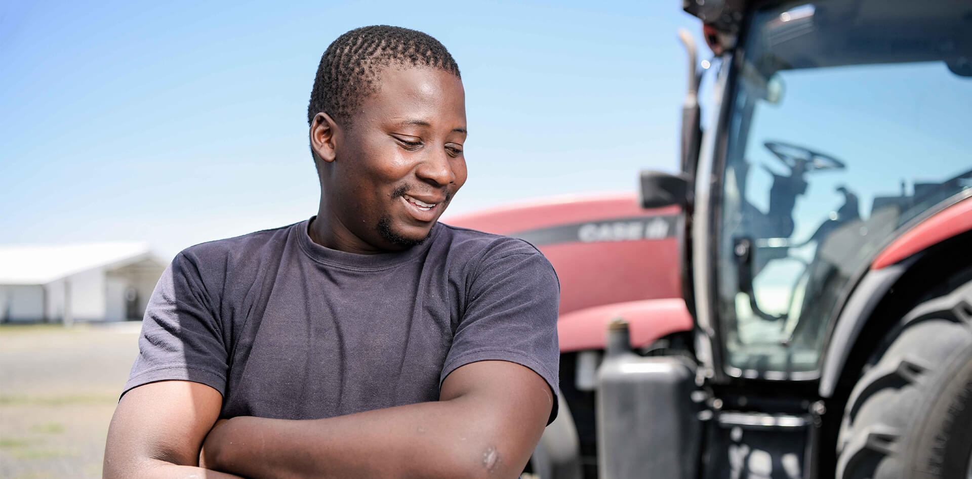 Know Our Food - Zungu: Farm Worker