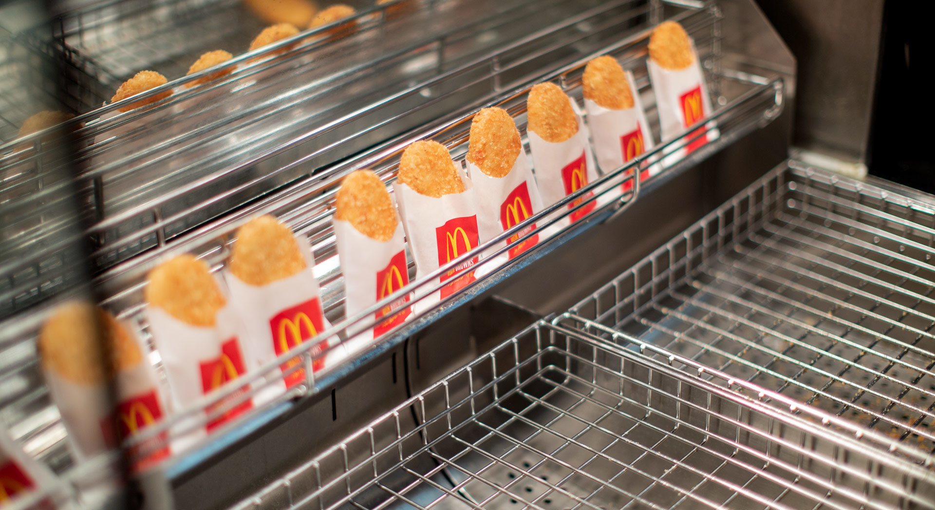 Know Our Food - Why are McDonald's hashbrowns sometimes soggy?